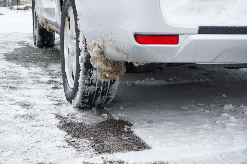 Preparing Your Asphalt Driveway for Winter