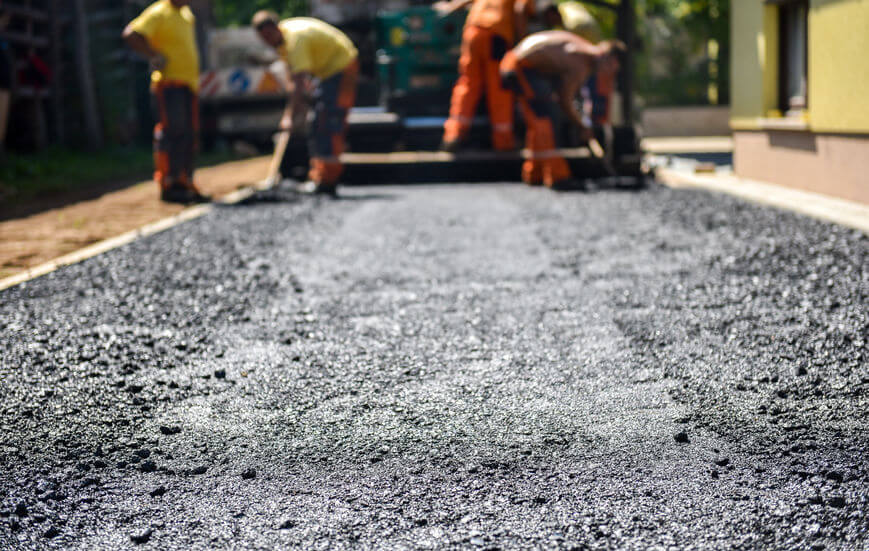 Avoid Asphalt Paving Scams
